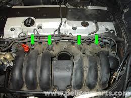 mercedes benz w210 intake manifold removal 1996 03 e320 e420