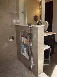 uhren dã nisches design master bathroom with glass installed for walk in shower no more