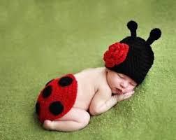 Ladybug Baby Halloween Costume Newborn Costume Etsy