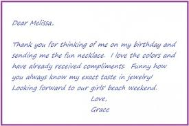 birthday thank you notes thank you card for birthday gift gangcraft net
