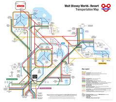 walt disney resort map walt disney resort maps