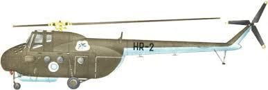 Wings Palette Mil Mi 2 by Wings Palette Mil Mi 4 Z 5 Hound Finland