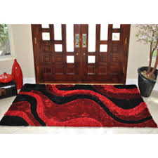 5 8 Area Rugs Everrouge 3d Poly Silk Area Rug 8 X10 Free Shipping Today
