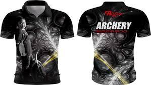 desain kaos archery limited buat jersey panahan online buat jersey archery big size b