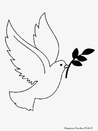 dove coloring pages amazing with image of dove coloring 17 11932