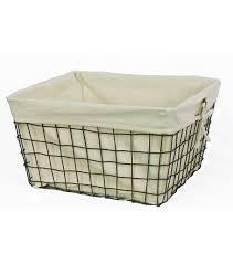 baskets storage wicker and wire baskets joann