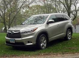 toyota highlander 2015 2015 toyota highlander hybrid information and photos zombiedrive