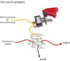 wiring spots to high beam volkswagen amarok vw amarok forum