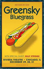 new year s in chicago greensky bluegrass new year s tickets riviera theatre