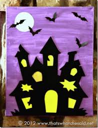 Halloween Decorations For Preschoolers - best 25 haunted house for kids ideas on pinterest haunted house