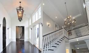 Chandeliers For Foyers How To Size A Foyer Chandelier Elitefixtures