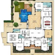 House Plans With Swimming Pools Design Swimming Pool House Australian Designs And Floor Plans