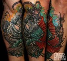 capricorn tattoos ideas for capricorn tattoo designs