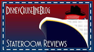 recently submitted stateroom reviews u2022 the disney cruise line blog