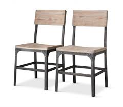 Distressed Dining Set Furniture Small Breakfast Nook Table Farmhouse Dining Chairs