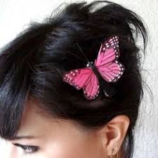 butterfly for hair butterfly wedding prom hair accessories butterfly wedding hair