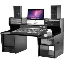 Omnirax Presto 4 Studio Desk Omnirax Page 2 B U0026h Photo