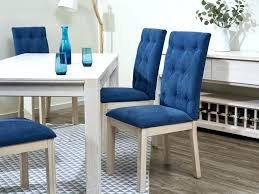 Blue Upholstered Dining Chairs Blue Upholstered Dining Chair S Light Chairs Uk Room