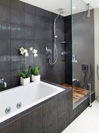Grey Modern Bathroom 50 Modern Bathroom Ideas Renoguide