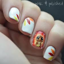 136 best nails fall images on fall nail autumn