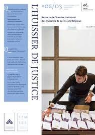 chambre r ionale des huissiers de justice l huissier de justice 3 4 2017 by sam tes issuu
