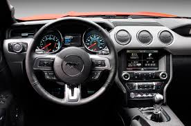 2015 ford mustang first look motor trend