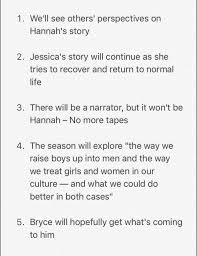 13 reasons why season 2 plot trailer and release date