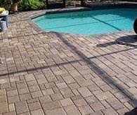 Thin Patio Pavers Brick Pavers