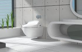 Bio Bidet Bb 1000 Supreme Bidet W Nowoczesnej łazience łazienka