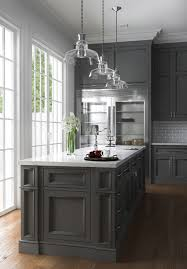 grey kitchen cabinets with brown wood floors 25 ways to style grey kitchen cabinets
