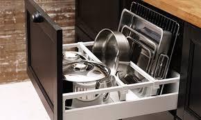 organiseur de tiroir cuisine aménagements intérieurs tablettes et tiroirs ikea
