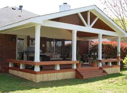 Cheap Diy Patio Ideas Roof Outdoor Covered Patio Attached To House Stunning Patio Roof
