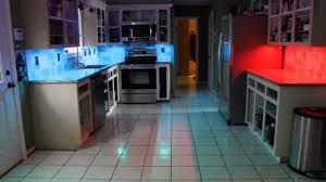 led light bar under cabinet cyron led under cabinet lighting youtube