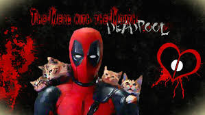 halloween cats wallpaper deadpool and cats wallpaper background version 2 by ladyevel on