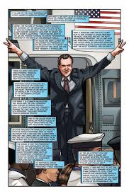 political power richard nixon comics by comixology