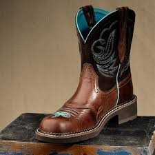 womens ariat fatbaby boots size 11 s ariat fatbaby heritage dapper chocolate boots
