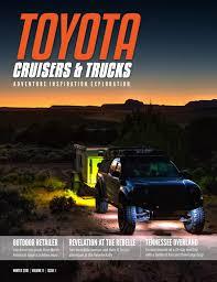 4runner overland preparation toyota cruisers trucks magazine