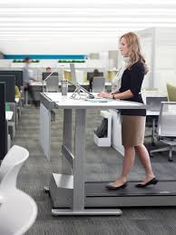 steelcase sit stand desk promote an active workforce with standing desks