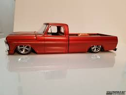 Ford Ranger Truck Names - 1971 ford f 100 ranger scaledworld