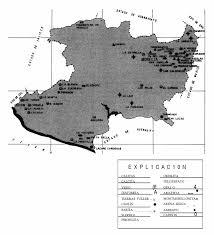 Michoacan Map Dinámicas Culturales Entre El Occidente El Centro Norte Y La