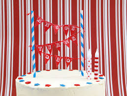 diy party projects mini cake bunting tutorial u0026 free printable