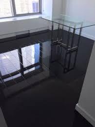 elesgo gloss black 772315 laminate flooring highgloss