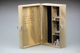 liquor gift sets custom engraved whiskey box set w 2 engraved glasses and