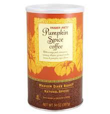 pumpkin spice for coffee radio pumpkin spice coffee trader joe s
