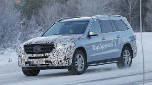 mercedes jeep 2016 mercedes gls reviews specs u0026 prices top speed