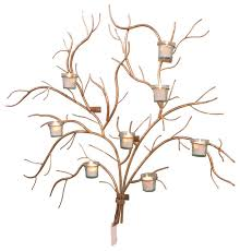 Tree Branch Candle Holder Large 37