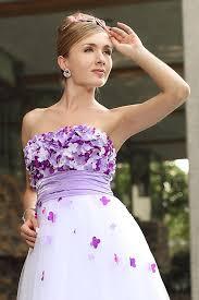 wedding dresses with purple detail wedding dresses with purple details dresses trend