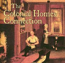 Colonial Home Decorating Colonial Homes Decor Connection For Your Period Home