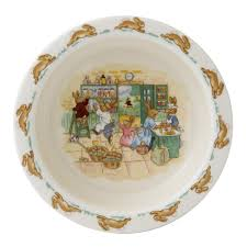 baby plates bunnykins nurseryware baby plate bunnykins by royal doulton us