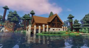 Home Design Reddit Minecraft U0027s Most Amazing Lakeside House Design By The River The